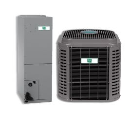 Day & Night 4 Ton 16 SEER 2 Stage Communicating Multi Positional Split Heat Pump System Actual AHRI Rating Of 16 SEER Arizona